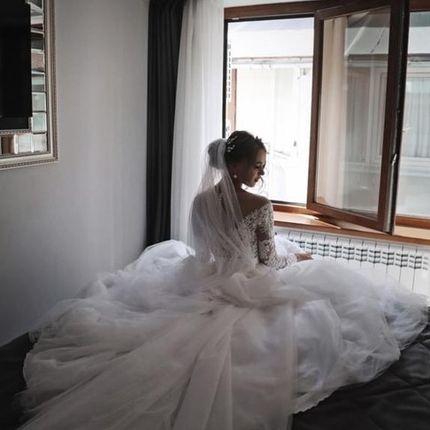 Свадебное платье А2168