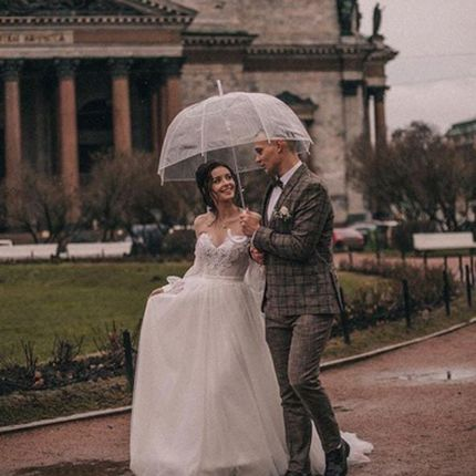 Свадебное платье А2172