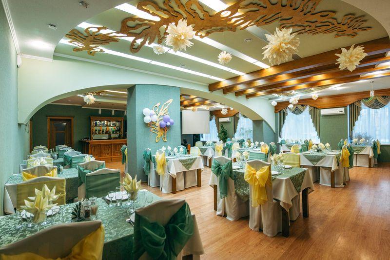 Общий зал - фото 2833681 Pесторан Парадиз