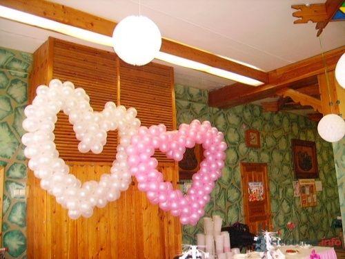"""Украшение шарами - фото 12899 Концертное агентство """"Арт-Пушкино"""""""