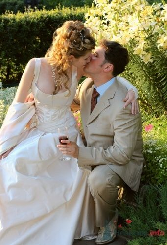 Фото 14305 в коллекции Свадебный - Невеста01