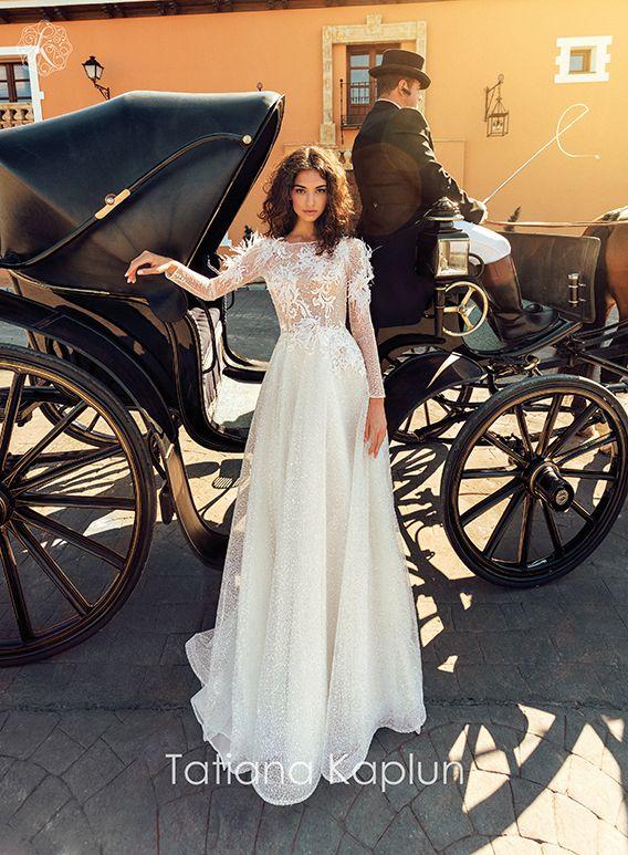 Фото 18853576 в коллекции Мои фотографии - Tatiana Kaplun - свадебные платья