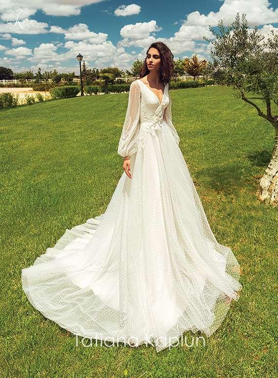 Фото 18853608 в коллекции Мои фотографии - Tatiana Kaplun - свадебные платья