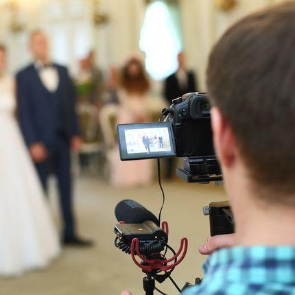 Проведение свадьбы + видеоролик в подарок!