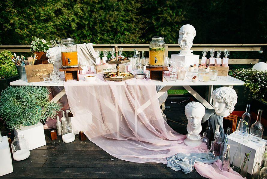 Фуршетный стол - фото 11803986 Свадебное агентство Bride To Be