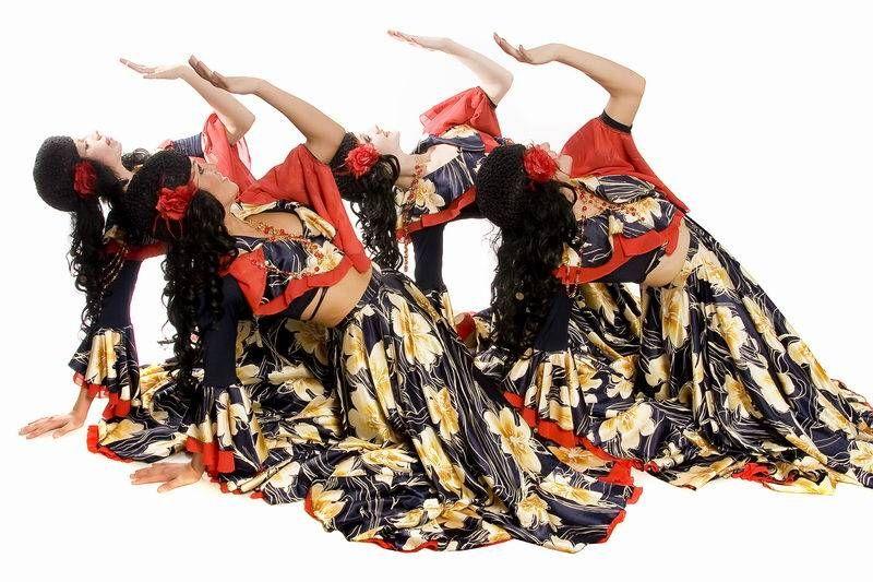 "Фото 1632247 в коллекции Цыганский табор - Шоу-балет ""Ша Нуар"""