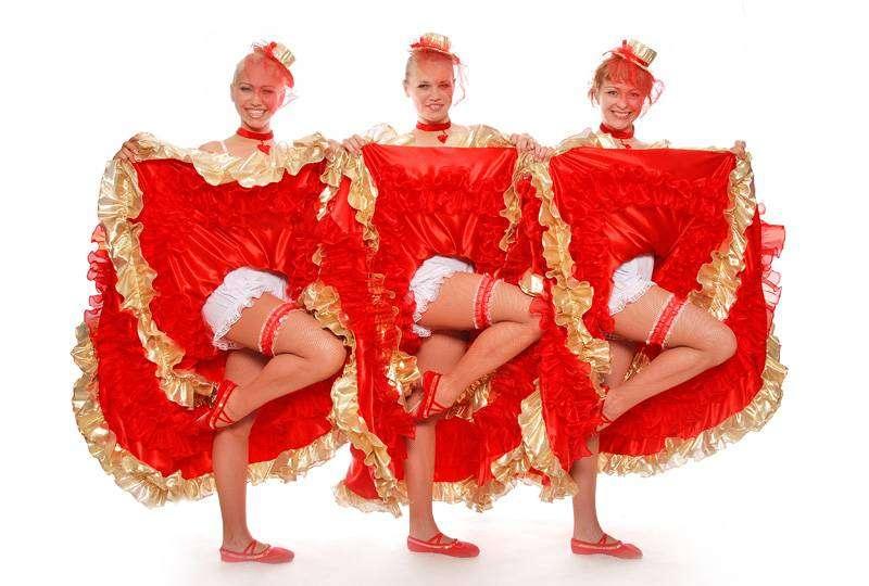 "Фото 1632281 в коллекции Кан-кан - Шоу-балет ""Ша Нуар"""