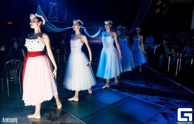 "Фото 7556160 в коллекции Алегрия - Шоу-балет ""Ша Нуар"""