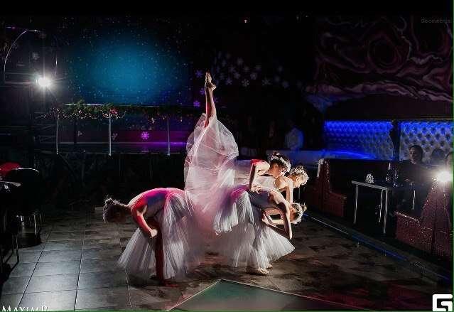 "Фото 14722750 в коллекции Алегрия - Шоу-балет ""Ша Нуар"""