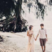 свадьба за границей, остров Самуи Тайланд