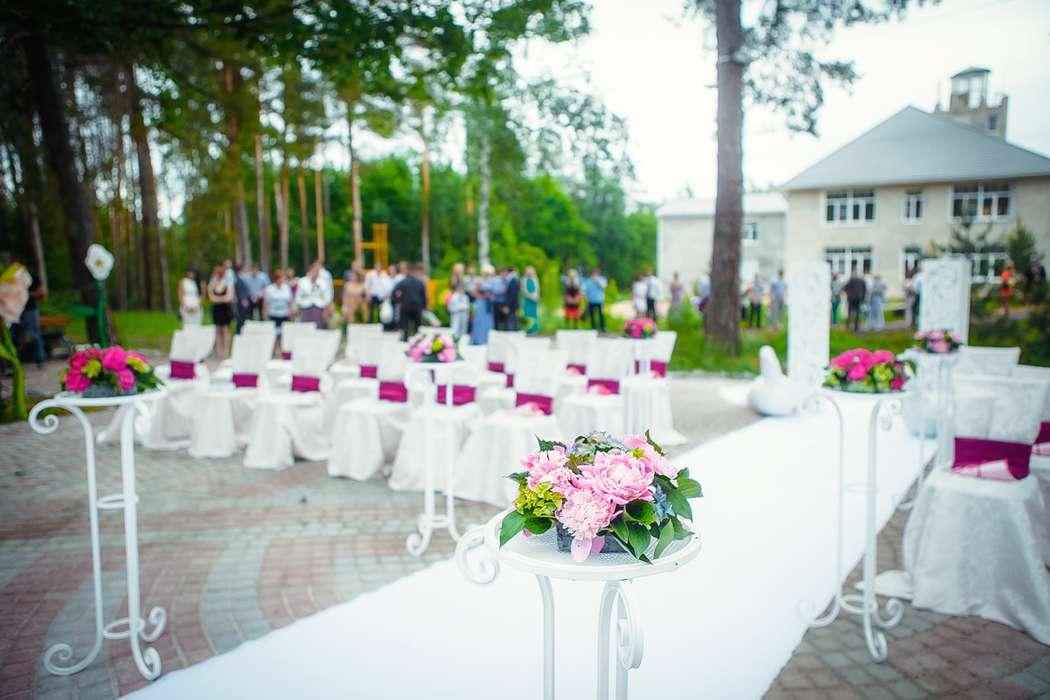 "Фото 1633111 в коллекции Свадьба ""Райский сад"" Александра и Ксении - Jolly Dаy - свадебное агентство"