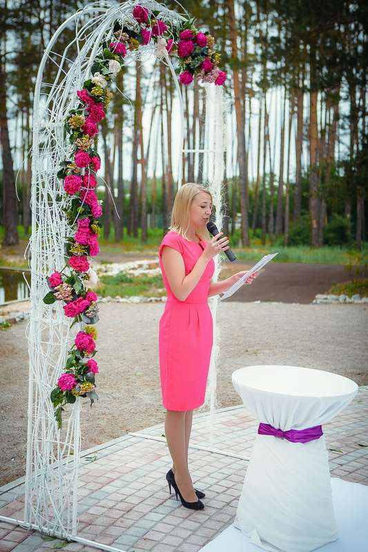 "Фото 1633115 в коллекции Свадьба ""Райский сад"" Александра и Ксении - Jolly Dаy - свадебное агентство"