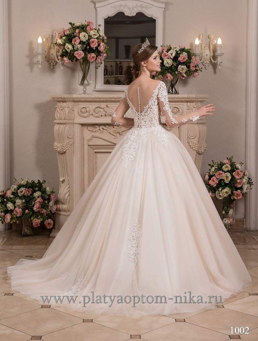 """Фото 16711418 в коллекции Свадебные платья - 2 - Свадебные и вечерние платья """"Ника"""""""