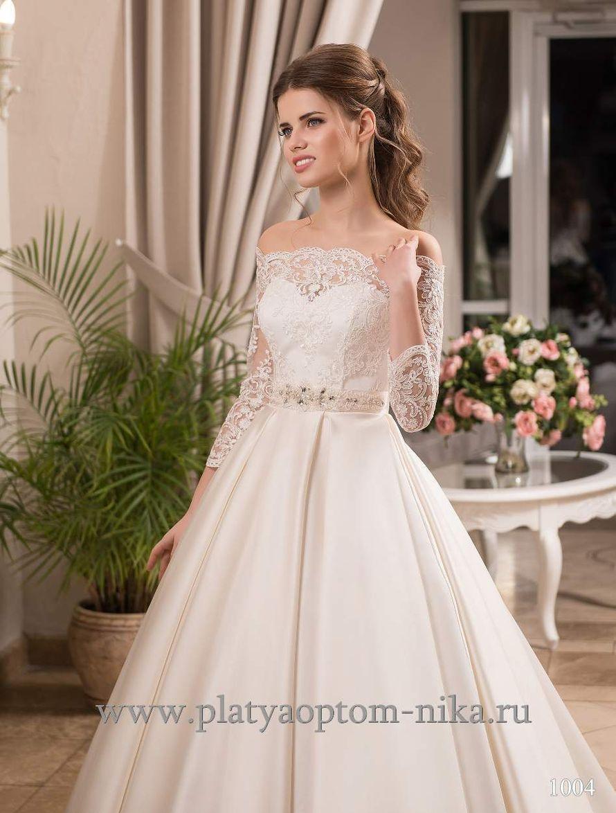 """Фото 16711428 в коллекции Свадебные платья - 2 - Свадебные и вечерние платья """"Ника"""""""