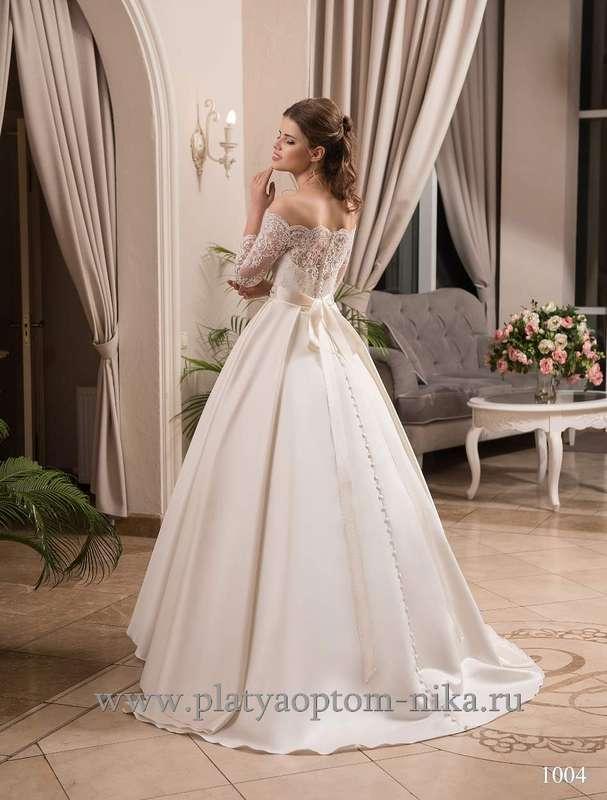 """Фото 16711430 в коллекции Свадебные платья - 2 - Свадебные и вечерние платья """"Ника"""""""