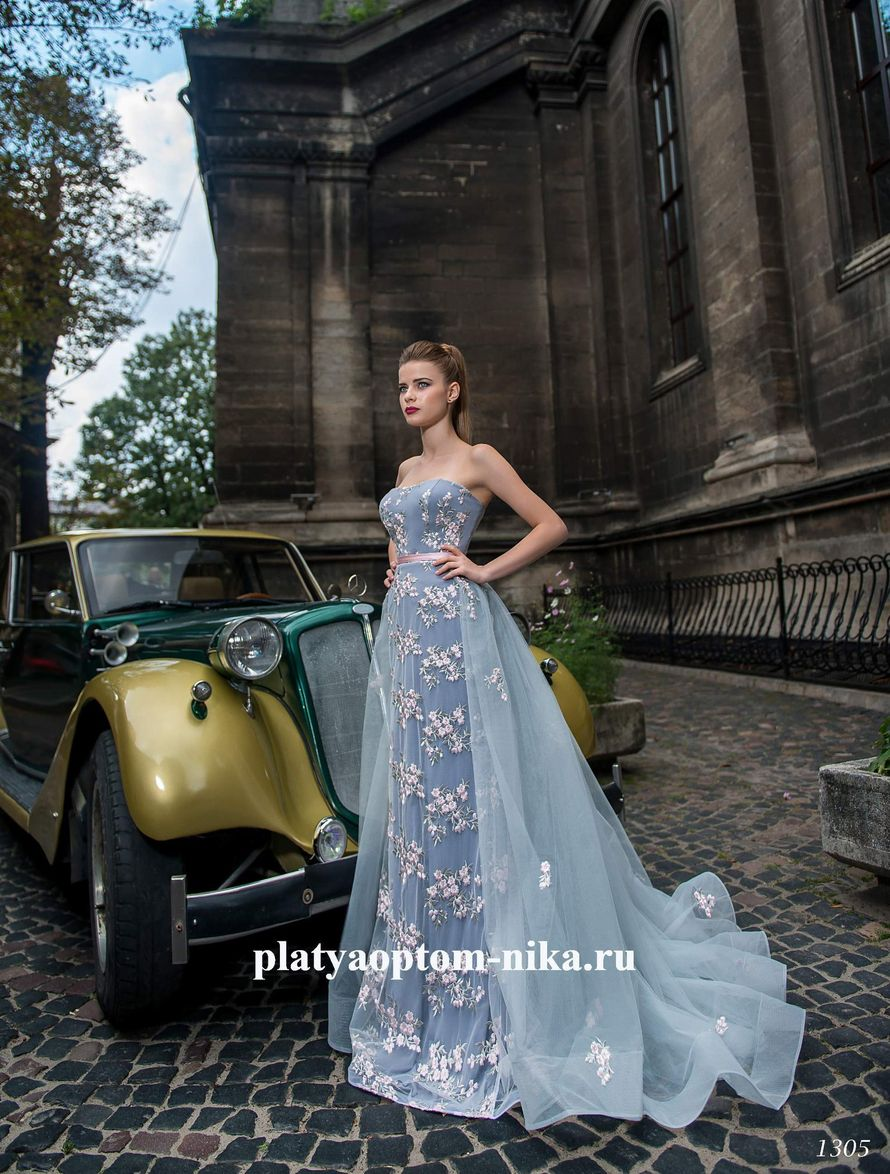 """Фото 16711536 в коллекции Вечерние платья  - 2 - Свадебные и вечерние платья """"Ника"""""""