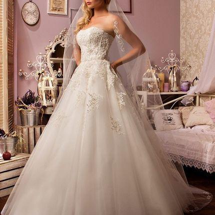 Свадебное платье Valentina Gladun Poppilion
