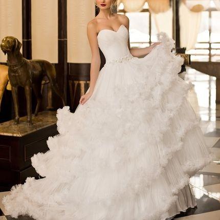 Свадебное платье Valentina Gladun Havanna