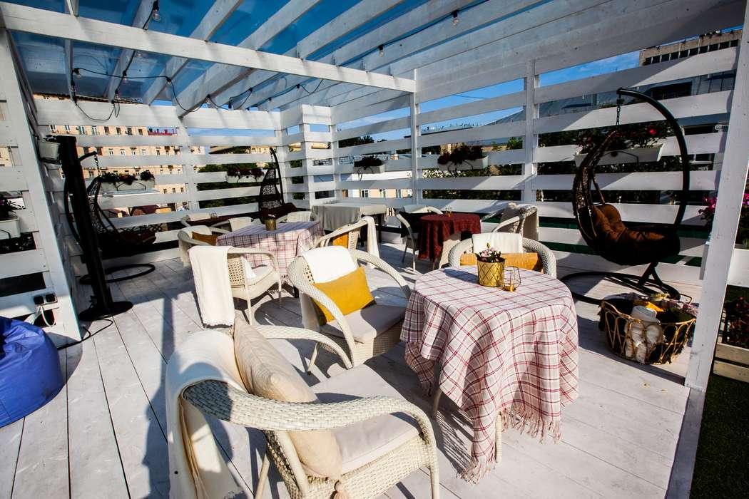 Фото 19786035 в коллекции Портфолио - Светлый restaurant и bar
