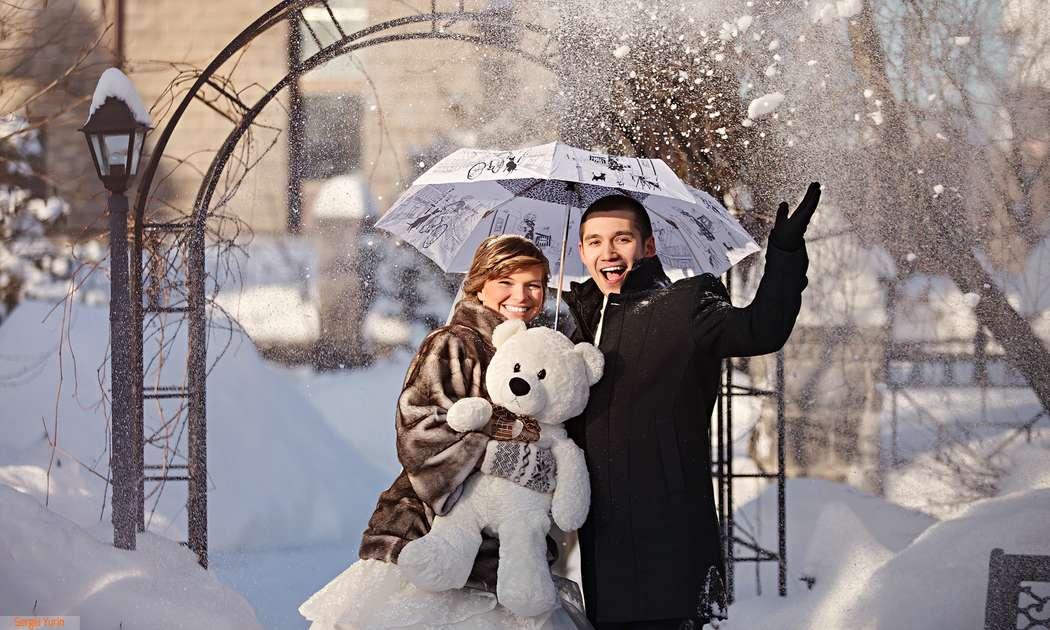 перечень тех свадьба зимой фотосессия с зонтом студийную съемку