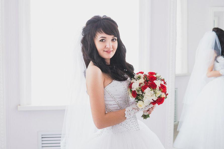 Фото 3311625 в коллекции Букет невесты наша работа - DIAMANTE-deco студия свадебного дизайна