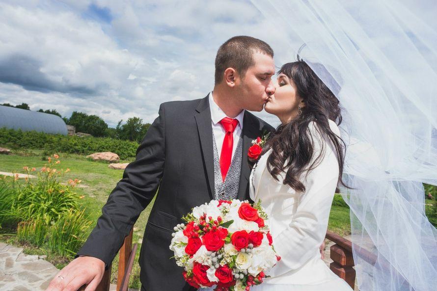 Фото 3311647 в коллекции Букет невесты наша работа - DIAMANTE-deco студия свадебного дизайна