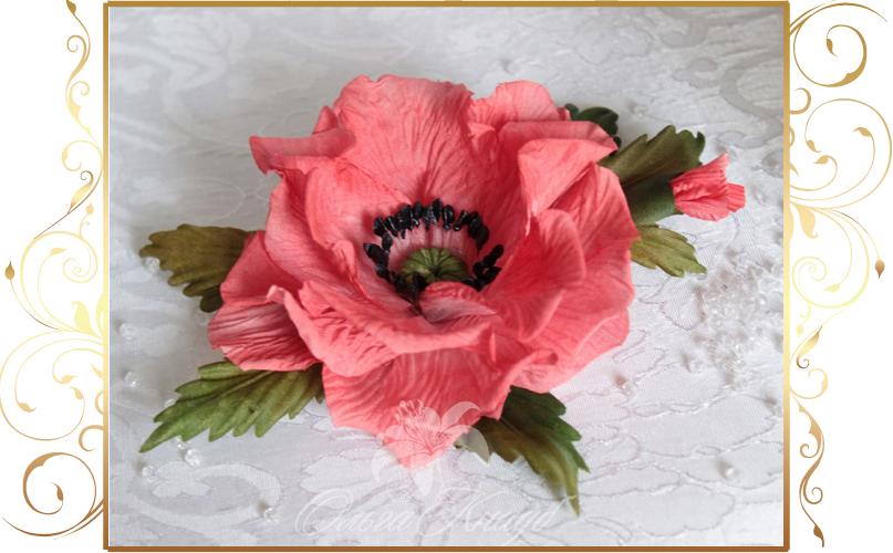 Фото 810247 в коллекции Цветы из шелка - Кнауб Ольга - Свадебные аксессуары