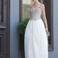 Bernarda: новый образ для современной невесты. Необычная форма платья, выделяющийся корсет, оригинальный декор, текстуры используемых тканей – все это и есть составляющие стильного образа.  Ткани и материалы: натуральная тафта, тектсурная органза, криста