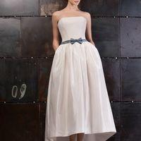 Dido Стильное и лаконичное, строгое и легкомысленное – это платье способно отразить характер современной невесты со всех сторон! Это