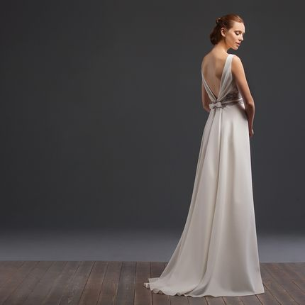 Платье Deya white