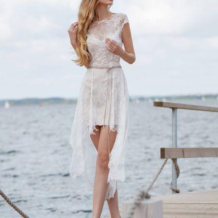 Свадебное платье Leone mini