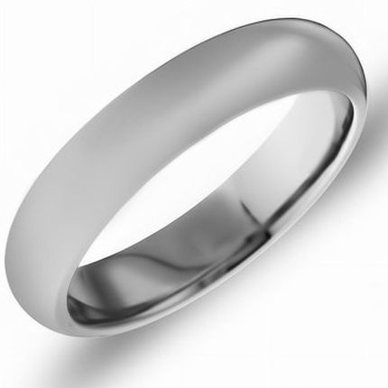Кольцо обручальное К-004