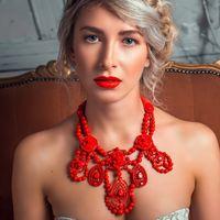 MUAH: Мария Харламова