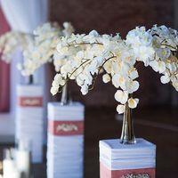 Оформление: Творческая Мастерская Miss Terry   Букет невесты, бутоньерка жениха: Цветочная линия