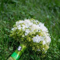 Букет невесты от Свадебного Агентства АННАнас 8903 012 1122