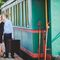 love story в поезде