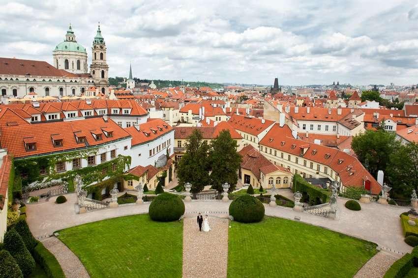 Фото 1792507 в коллекции Мои фотографии - Crystal Wedding - свадьбы в Чехии и Европе