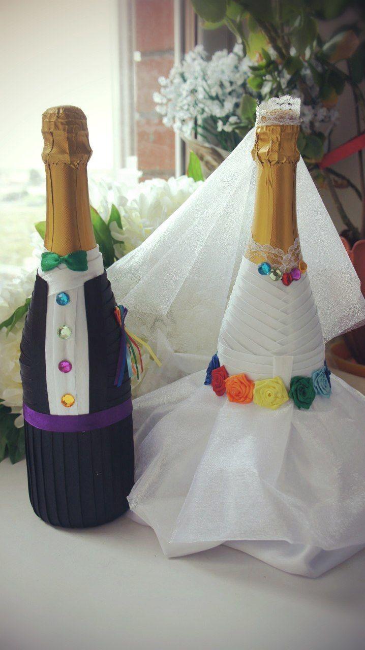 """Фото 12178748 в коллекции Свадебные аксессуары. Наборы. - Дизайн-студия """"Ярко"""""""