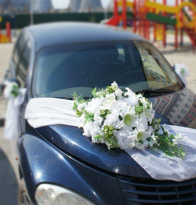 """Фото 12179028 в коллекции Украшение на свадебное авто. - Дизайн-студия """"Ярко"""""""