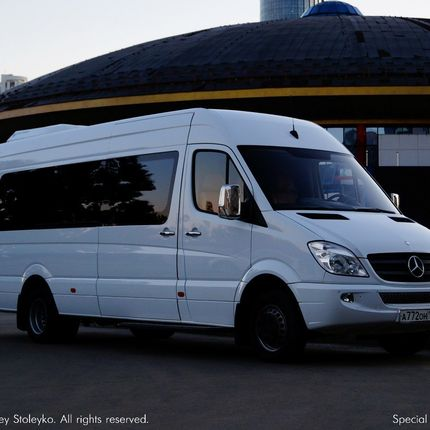 Аренда Mercedes Benz Sprinter 516