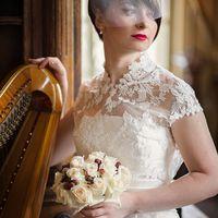 Изящная свадьба в европейском стиле Полины и Сергея