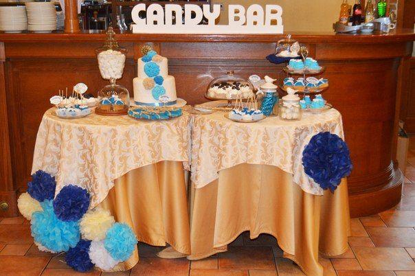 Фото 2537025 в коллекции Candy Bar - Барбарис studio - студия флористики, декора