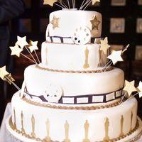 Торт в стиле Голливуд