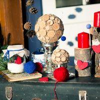 """проект """"Мороз и солнце"""" январь 2014, КСК """"Виктория"""" фото оформления - Алина Котова"""