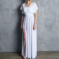 Платье-трансформер  LOVELY макси с разрезом