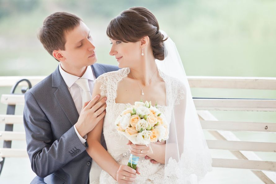 Фото 1853495 в коллекции Свадьба в стиле Тиффани - Фотограф Браверман Юлия