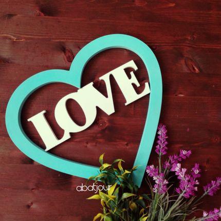 Сердце из дерева