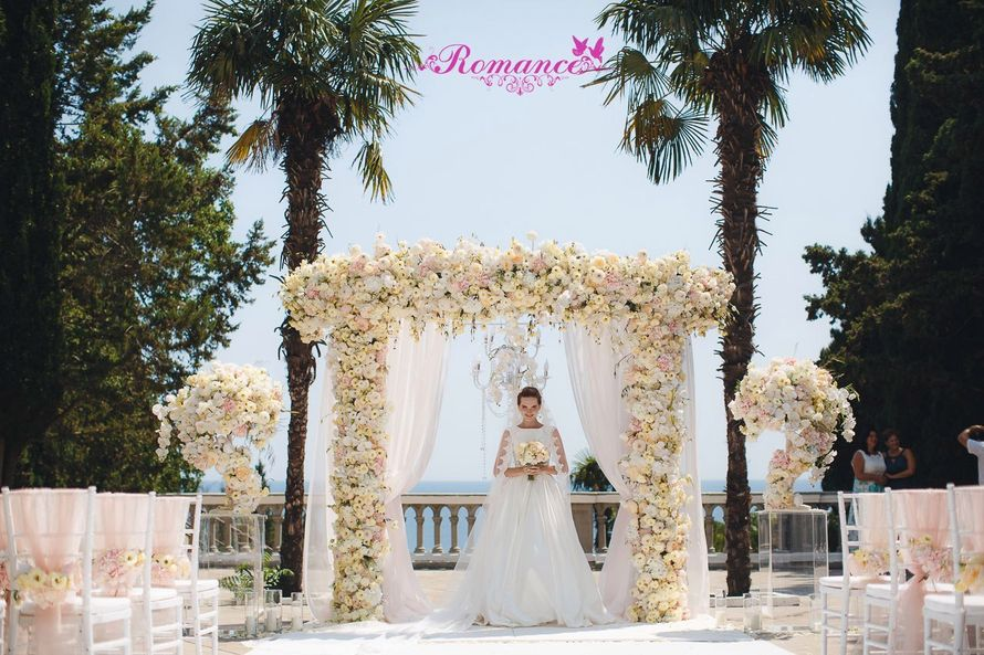 Свадьба в Крыму. Агентство Romance - фото 12573072 Свадебное агентство Romance