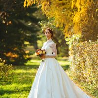 Идеальное платье для венчания