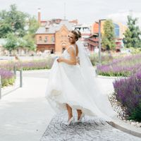 Образ невесты, Москва, июнь 2014, парк Музеон